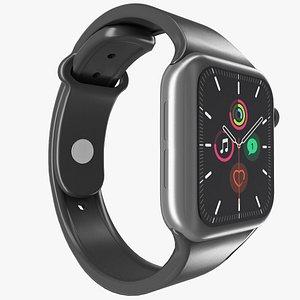 3D Apple Watch SE Bended