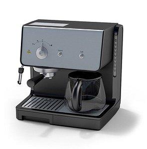 Coffee machine receive coffee beverage machine self-service beverage ground coffee model