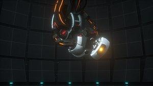 portal rig glados 3D