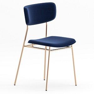 3D chair fifties