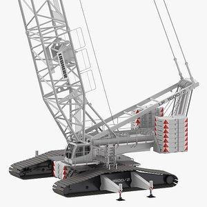 liebherr crawler crane lr model