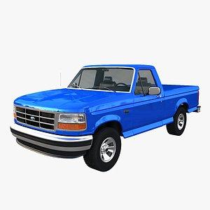 Ford F-150 1993 model