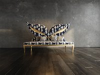madame butterfly couch
