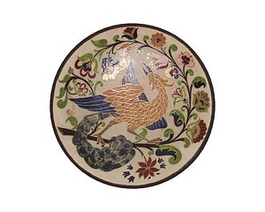 traditional plate model