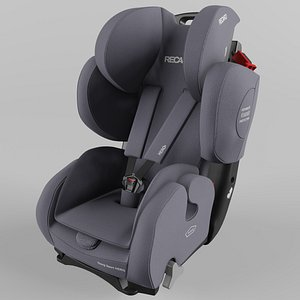 Recaro Young Sport Hero Children Car Seat Core Simply Grey model