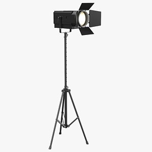 photo real photography light 3D model