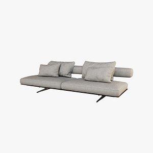 sofa v37 20 3D model