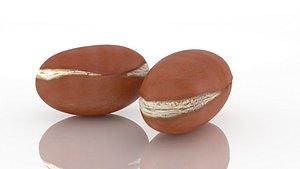 3D model Arganseed cosmetics
