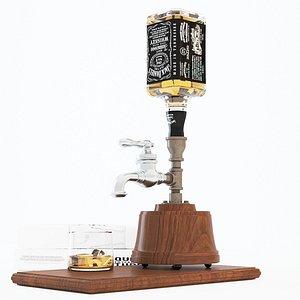 3D Liquor Dispenser LD1