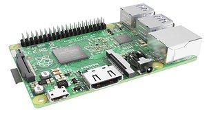 Raspberry pi 2 3D model