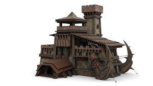 Fantastic Castle 3D