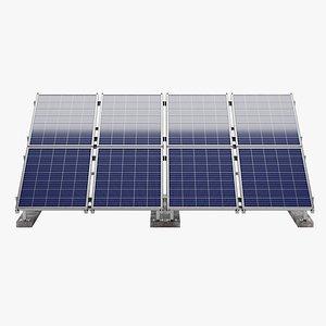 Solar Panels 4 model