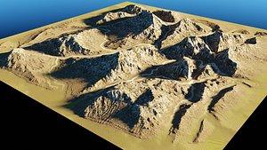 3D paths blender