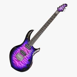3D model Musicman Majesty John Petrucci