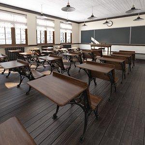 class classroom model