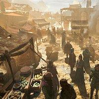 Medieval Market 01