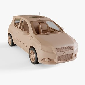 chevrolet aveo 2009 model