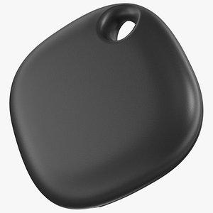 3D tracker black bluetooth