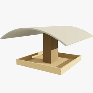 bird feeder model
