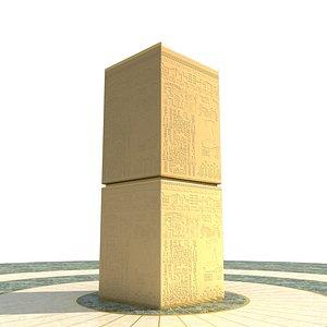 3D pheronic sculpture wall