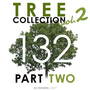132 Tree Collection vol. 2 - Part TWO