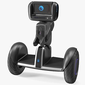 Segway Loomo Personal Robot and Transporter 3D