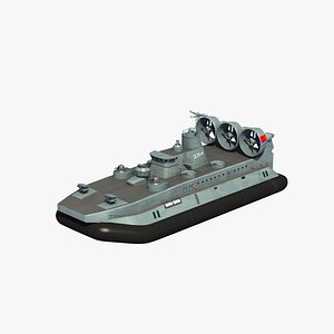 3D landing craft