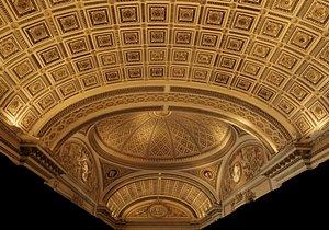 3D model Palace Ceiling
