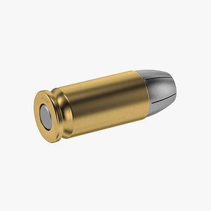 bullet acp 44 3D model