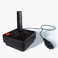 Atari CX40 Joystick Controller