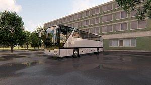 mercedes benz bus 3D model