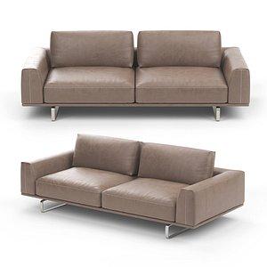 3D Tempo Sofa by Natuzzi