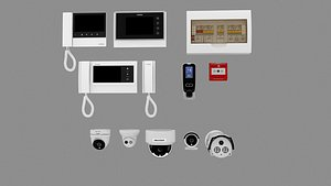 Security Collection Appliance Gadgets model