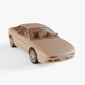 3D 1995 Ford Probe GT
