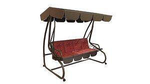 Swing Chair 03 3D