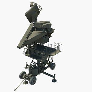 blow radar 3D