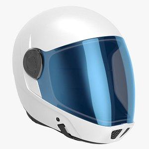 Cookie G4 Skydiving Helmet White 3D