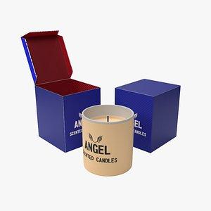 candle box model