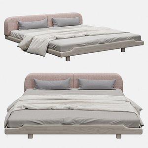 Zeitraum Eclair Bed 3D
