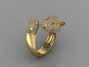 ring stl render print 3D model