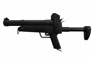 3D HK L104 AEP Baton Gun