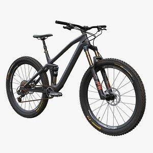 3D Canyon Mountain Bike model