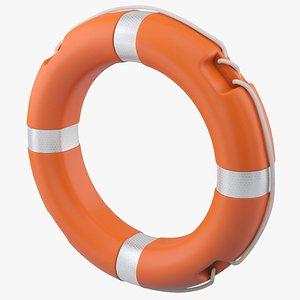 life buoy lifebuoy 3D model