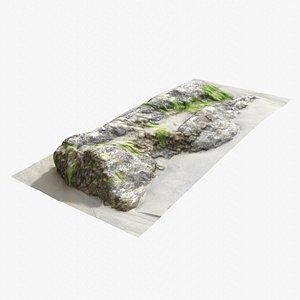 Rock 3D Scan 11 3D