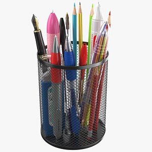 3D Pen Holder Cup