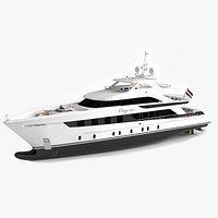 Cayman Yacht Dynamic Simulation(1)