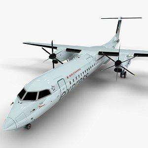 3D DE HAVILLAND CANADA DASH 8-400 AIR CANADA EXPRESS L1474