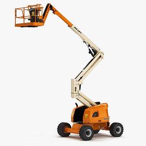 3D JLG 450AJ Articulating Boom Lift
