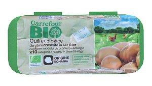 Carrefour Bio Egg model