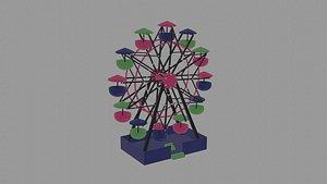 Ferris Wheel 3D
